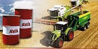 Universalnoe trasmissionnoe traktornoe i gidravlicheskoe maslo AVIA HYDROFLUID DLZ spare parts for tractor