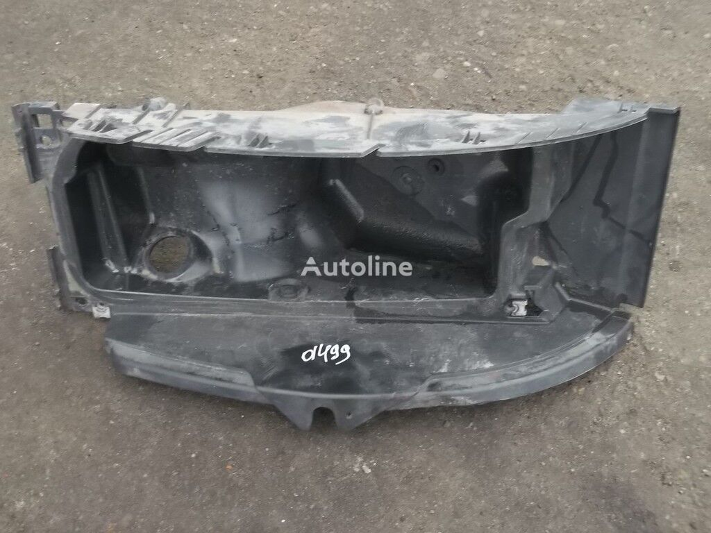 Korpus fary spare parts for truck