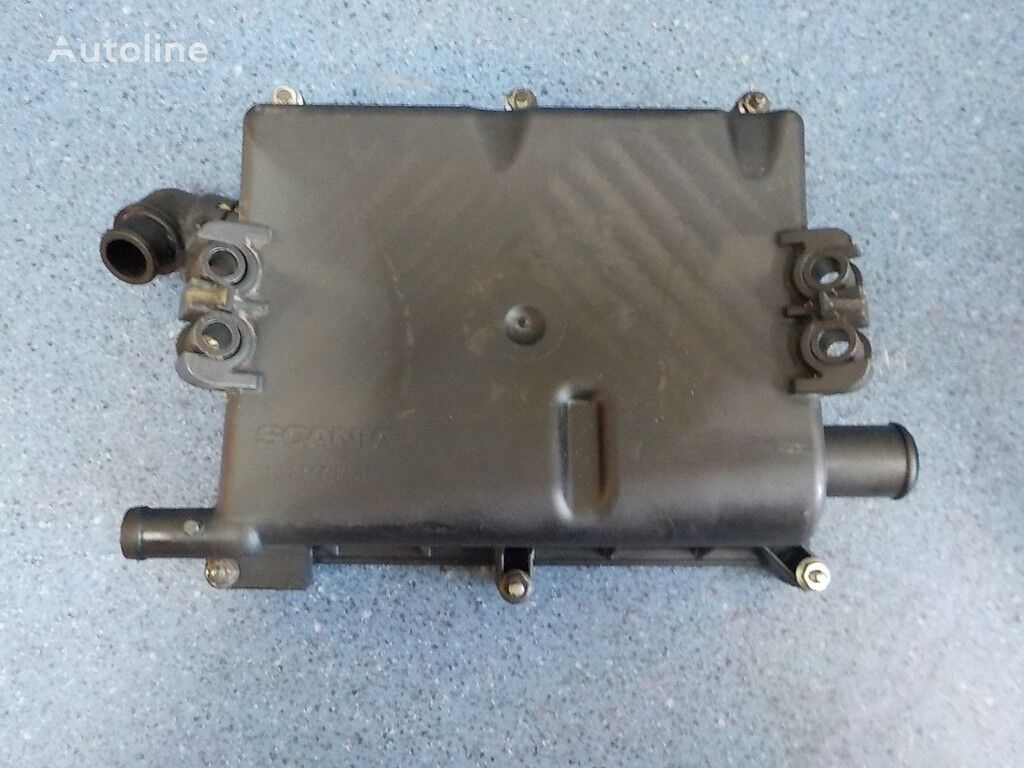 Korpus filtra ventilyacii kartera Scania spare parts for truck