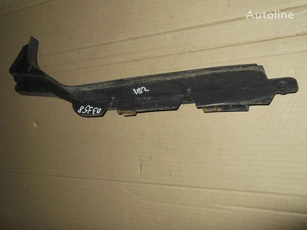Prostupnaya planka sleva speredi dveri MAN spare parts for truck