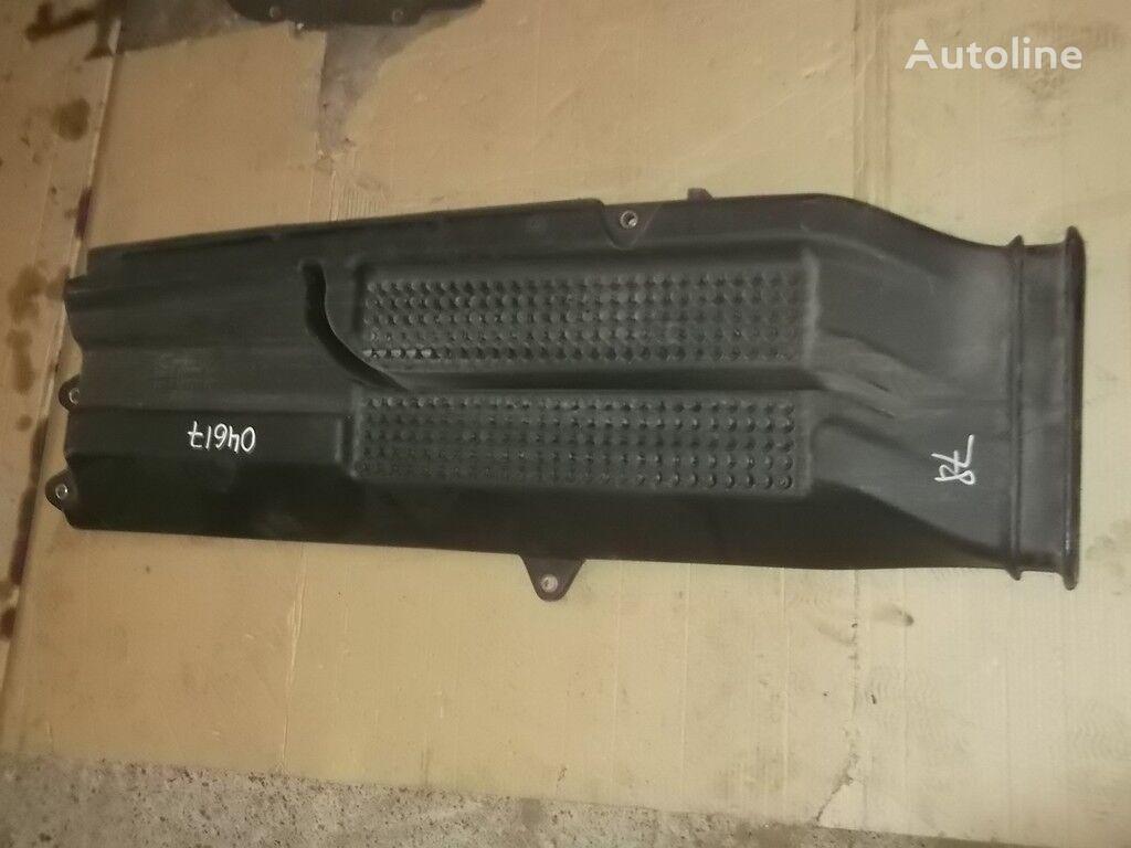 Vozduhozabornik MAN spare parts for truck