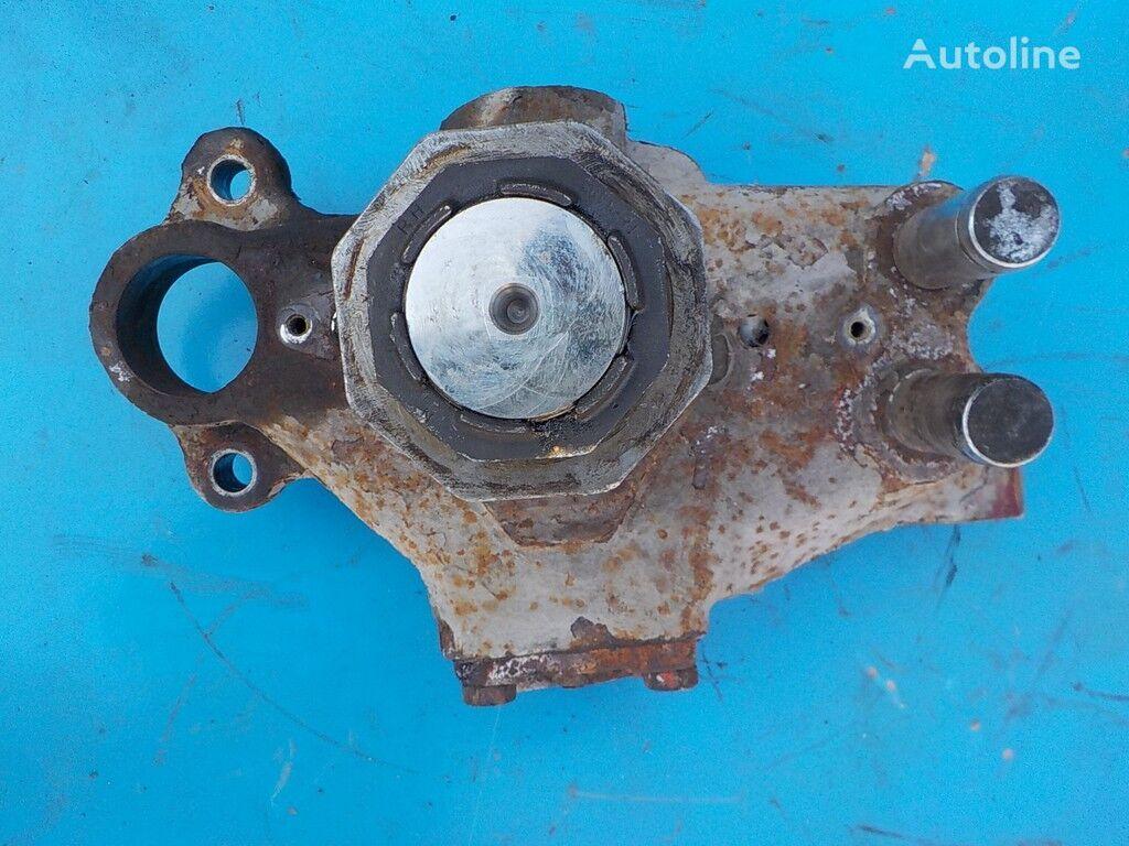 Kulak povorotnyy peredniy levyy Scania spare parts for truck