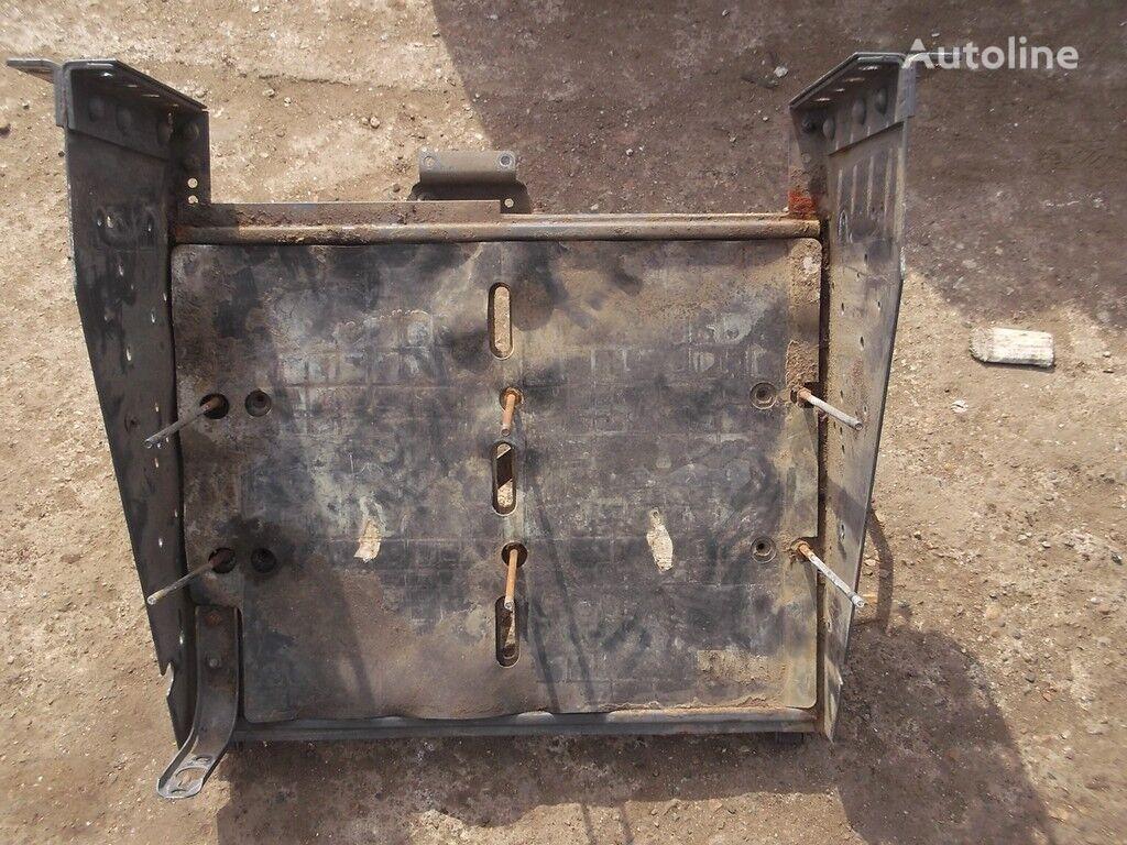 Akkumulyatornyy yashchik Volvo spare parts for truck