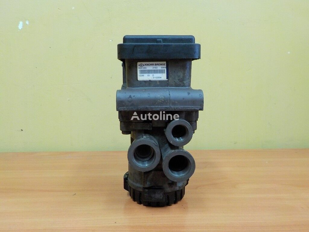 Modulyator EBS spare parts for truck