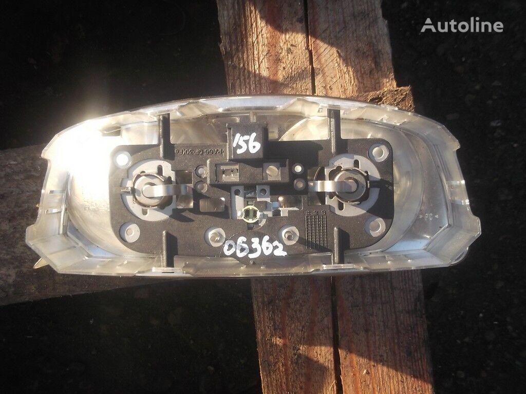 Mercedes Benz Plafon osveshcheniya salona sleva spare parts for truck