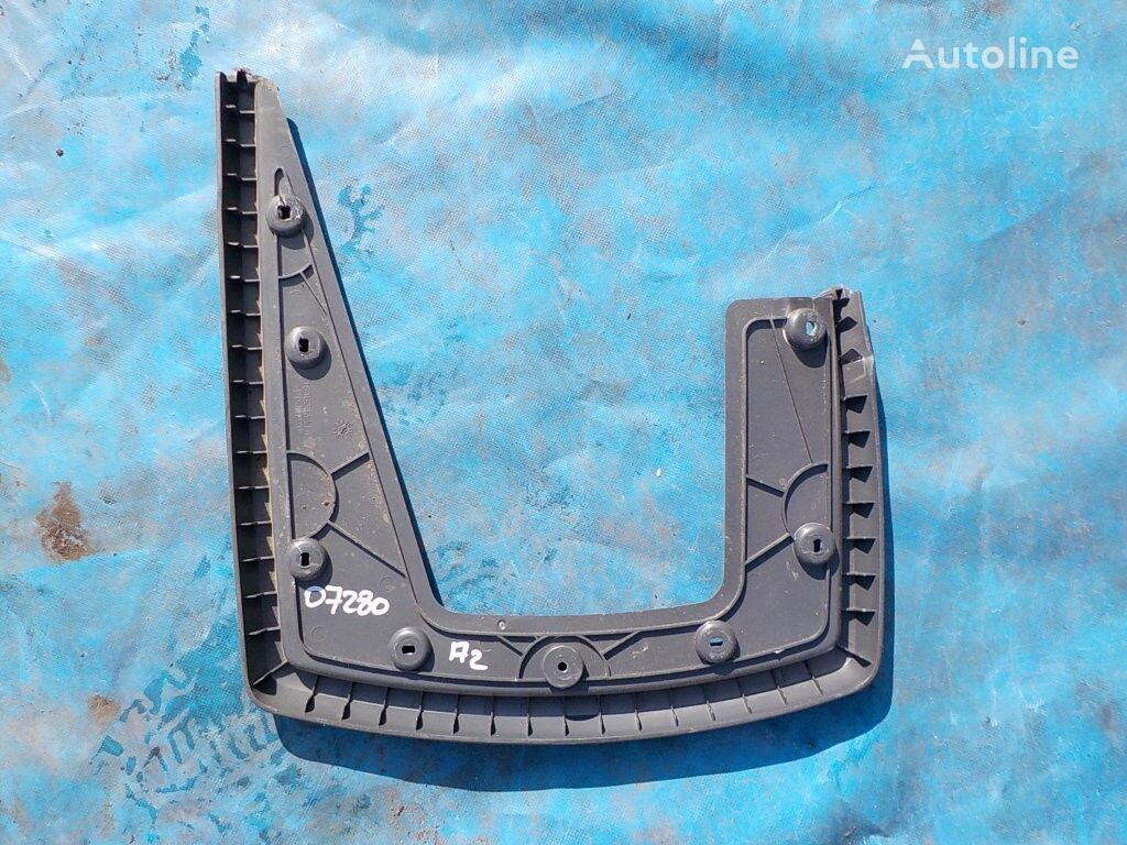 Kryshka vydvizhnogo yashchika Scania spare parts for truck