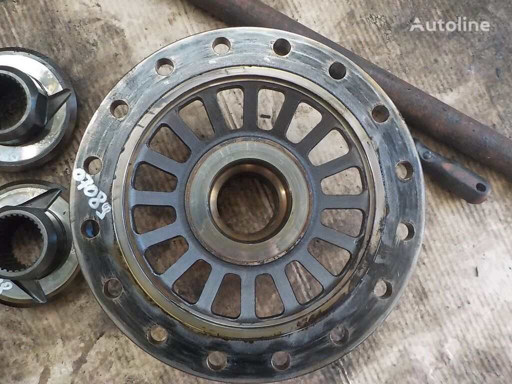 Korobka differinciala MAN spare parts for truck