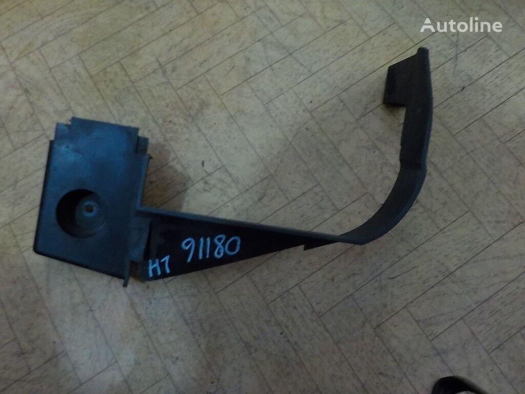 Vozduhoprovod sprava vnutri MAN spare parts for truck