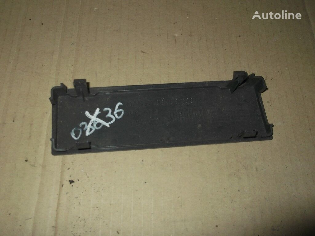 Dekorativnaya kryshka MAN spare parts for truck