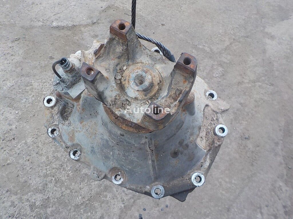MAN Rezino-metal. bufer spare parts for truck