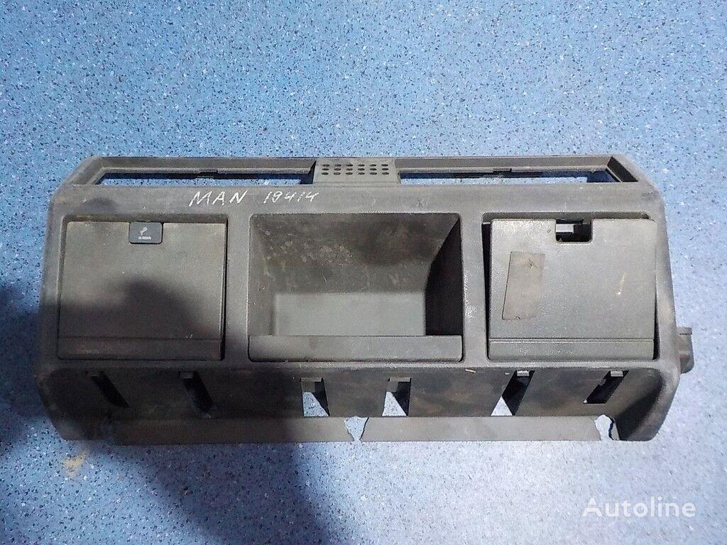 Kozhuh oblicovochnyy peredney paneli MAN spare parts for truck