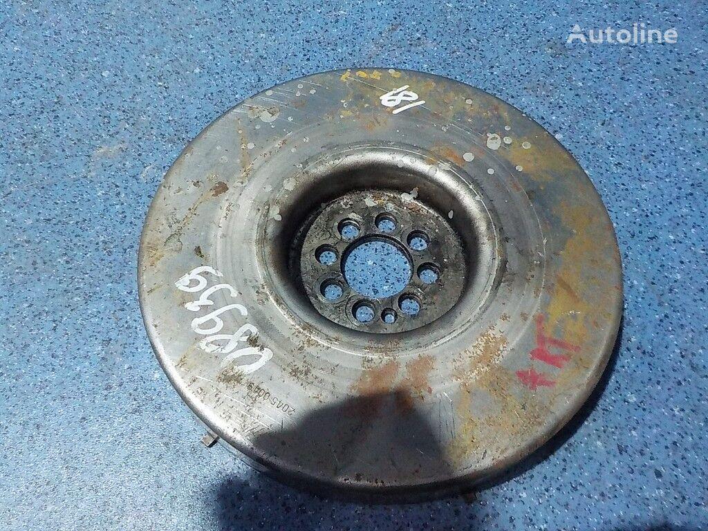 Dempfer dvigatelya Renault spare parts for truck
