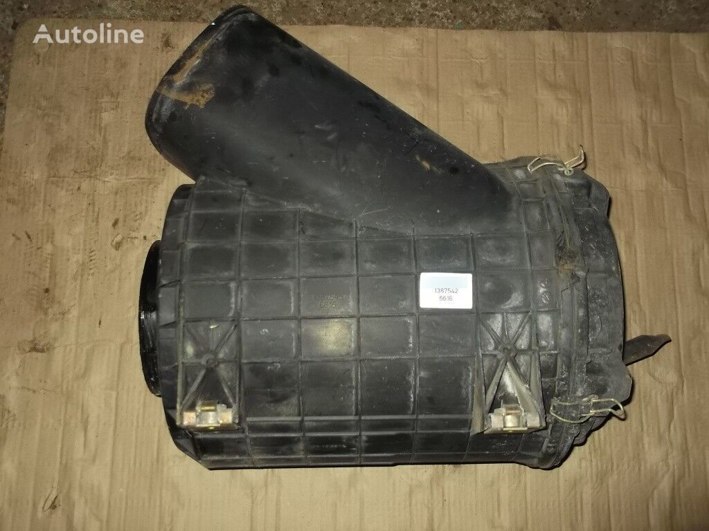 Vozduhoochistitel Scania spare parts for truck
