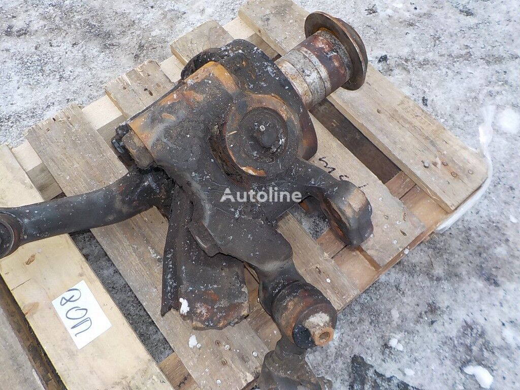 Povorotnyy kulak LH Mercedes Benz spare parts for truck