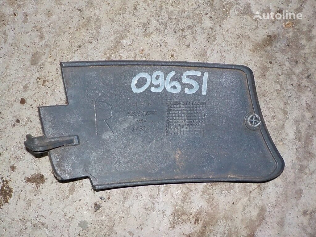 Kozhuh MAN spare parts for truck