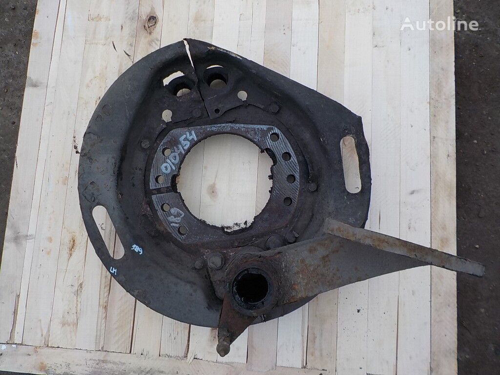 Shchit tormoznoy LH DAF spare parts for truck