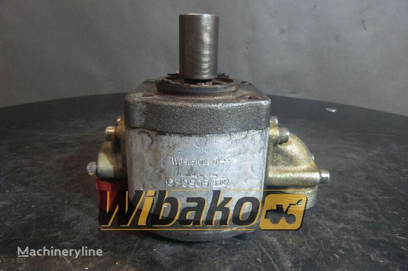 Gear pump Bosch 0510415011 spare parts for 0510415011 excavator