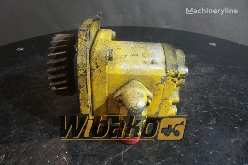 Gear pump Bosch 0510666004 spare parts for 0510666004 excavator