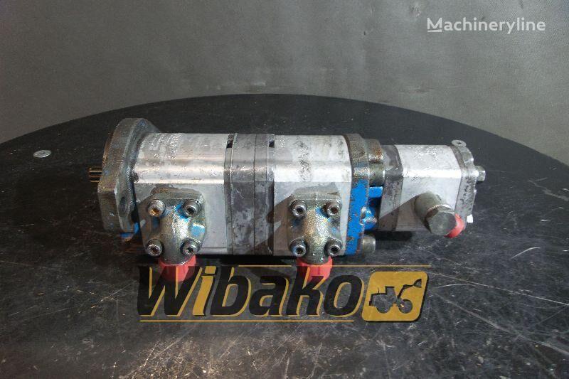 Gear pump Bosch 510666007 (3) (510666007(3)) spare parts for 510666007 (3) excavator