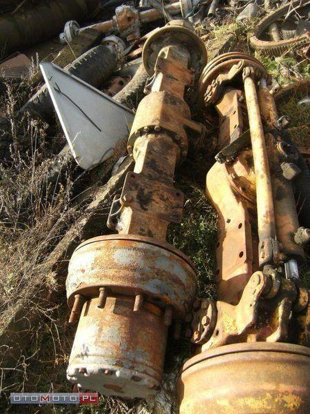 reduktor mosta(vklad v most) spare parts for ATLAS excavator