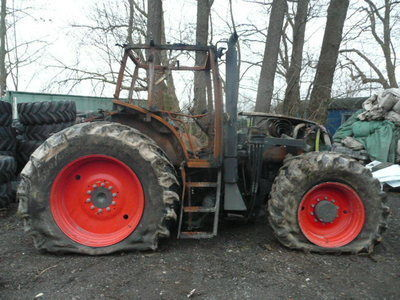 b/u zapchasti / used spare parts spare parts for CLAAS ARES 836 tractor