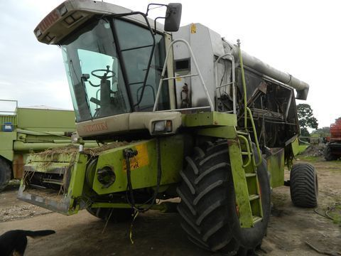 b/u zapchasti / used spare parts spare parts for CLAAS LEXION 480 combine-harvester