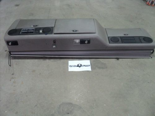 KONSOLA górna spare parts for DAF XF 105 tractor unit