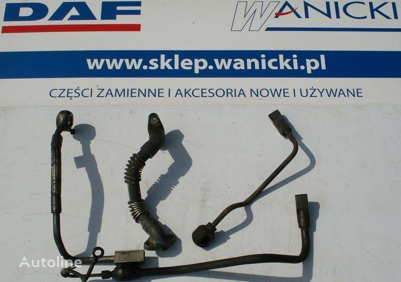 DAF PRZEWODY, RURKI KOMPRESORA spare parts for DAF XF 95, XF 105, CF 65,75,85  tractor unit