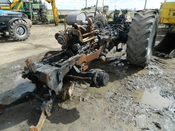 b/u zapchasti / used spare parts spare parts for DEUTZ-FAHR AGROTRON 130 tractor