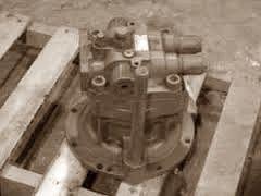 Doosan Daewoo silnik obrotu swing motor swing device spare parts for DOOSAN dx480 dx490 dx520 dx530 trencher