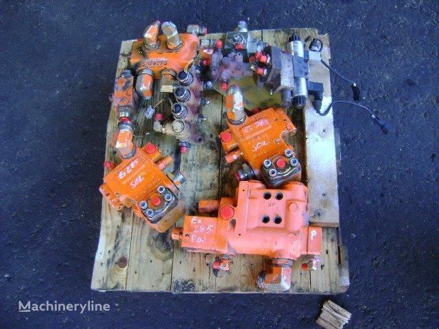 Block Valve spare parts for FIAT-HITACHI Ex 285 excavator