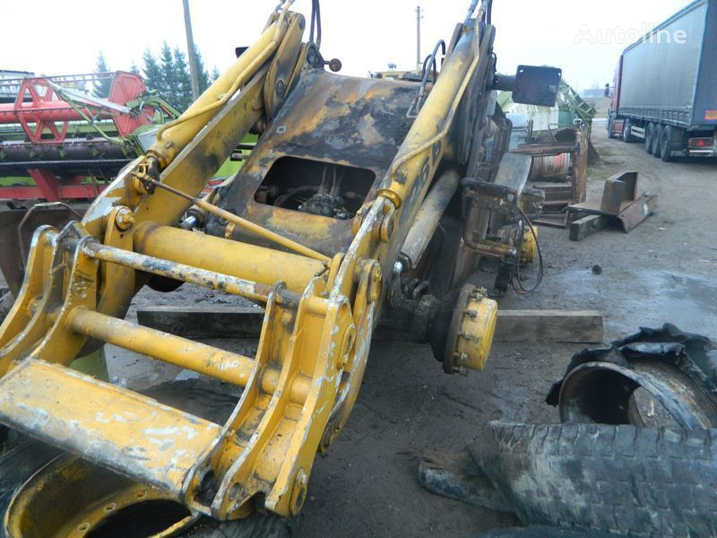 damaged B/U ZAPChASTI/ used spare parts spare parts for JCB 426 wheel loader