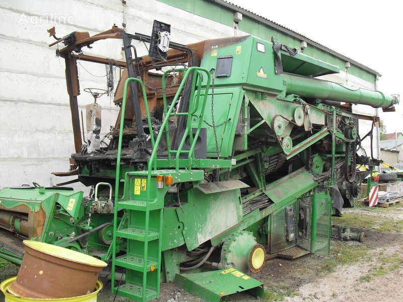 b/u zapchasti / used spare parts spare parts for JOHN DEERE STS 9880 combine-harvester
