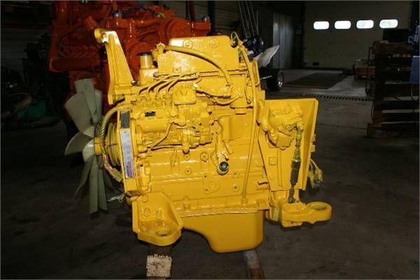 spare parts for KOMATSU SA4D102E excavator
