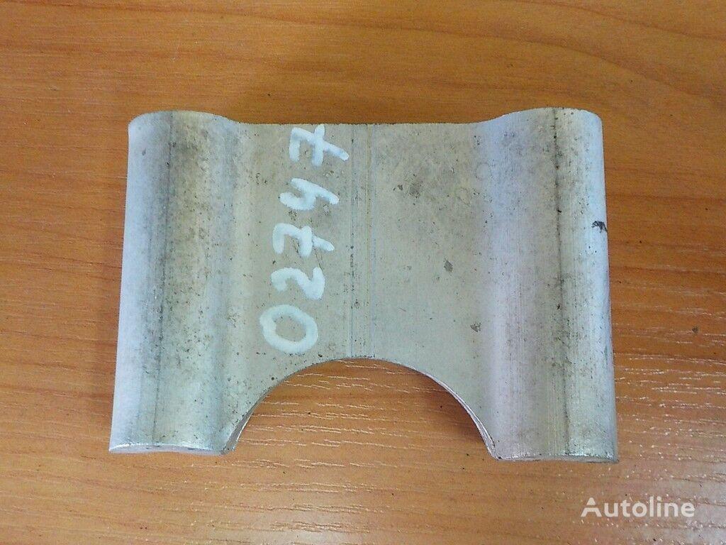 Rasporka spare parts for MAN truck