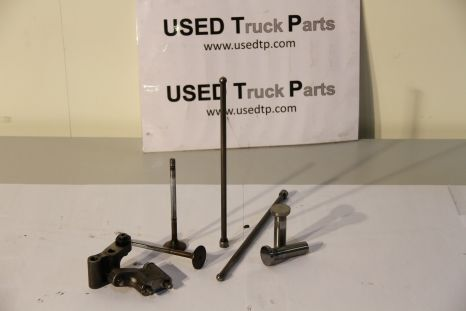 Kleppen en toebehoren spare parts for MAN truck