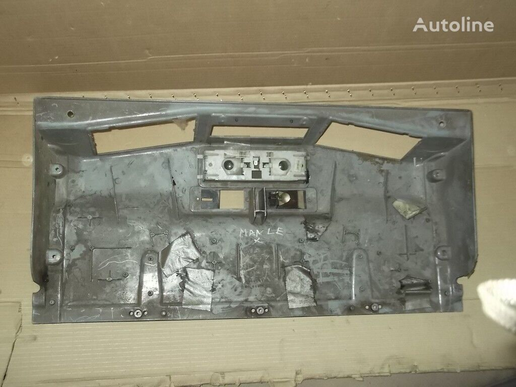 Nisha spare parts for MAN truck