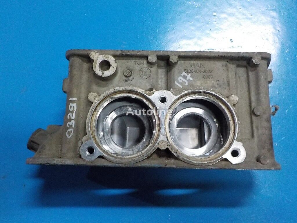 Korpus termostata spare parts for MAN truck