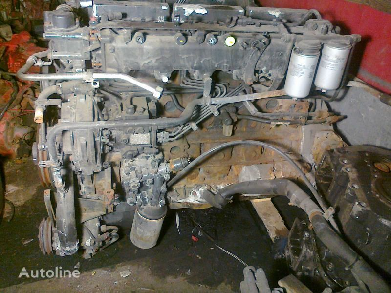 spare parts for MAN 264 KM D0826 netto 9000 zl tractor unit