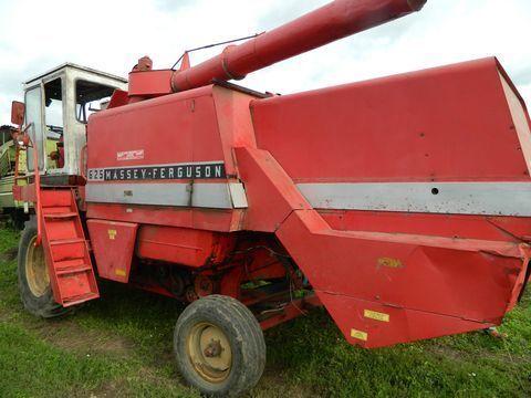 b/u zapchasti / used spare parts spare parts for MASSEY FERGUSON 625 combine-harvester