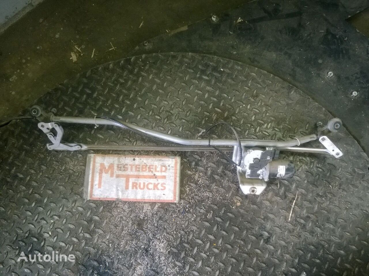 Ruitenwissermechanisme + motor spare parts for MERCEDES-BENZ Ruitenwissermechanisme + motor truck