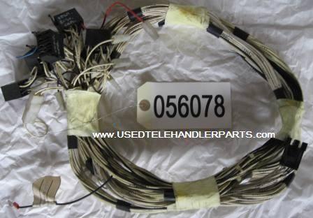Merlo kabeláž spare parts for MERLO wheel loader