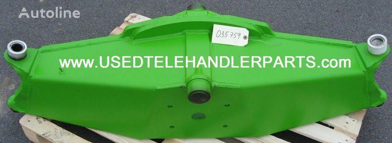 MERLO použité náhradní díly spare parts for MERLO wheel loader