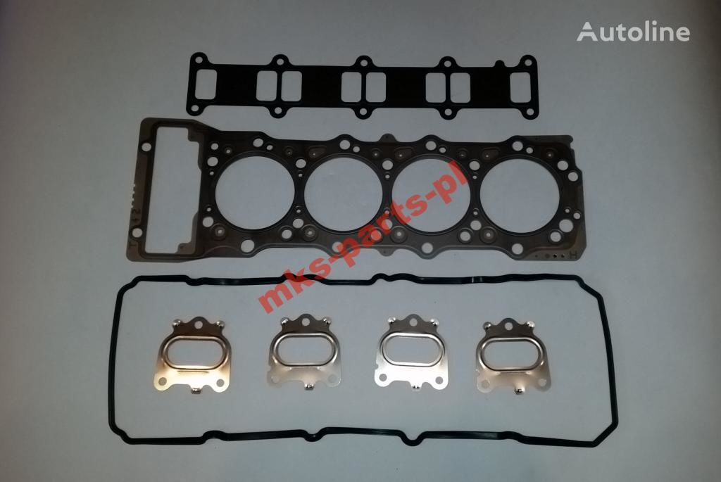 new - CYLINDER HEAD GASKET KIT - spare parts for MITSUBISHI CANTER 3.0 USZCZELEKI GŁOWICY truck