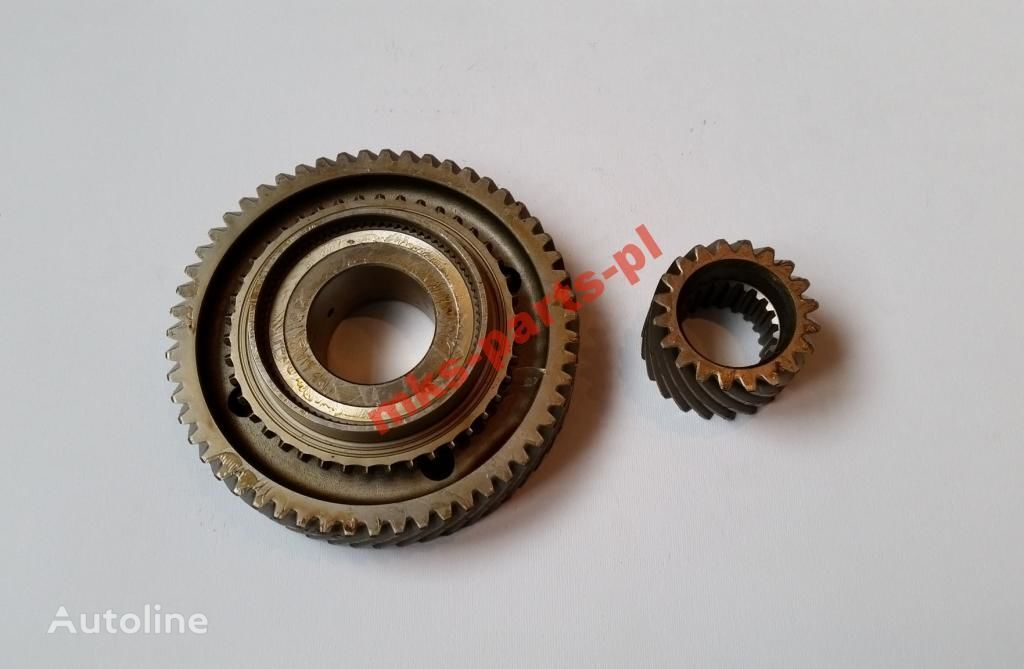 new GEAR BOX M/T 6TH SPEED - SKRZYNIA - KOŁO 6 BIEGU spare parts for MITSUBISHI CANTER 3.9 TD truck