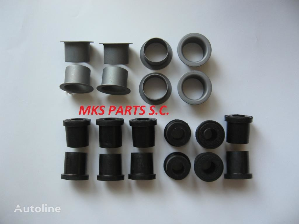 new TULEJKI GUMOWE RESORÓW - SPRING BUSHING KIT spare parts for MITSUBISHI FUSO CANTER  truck