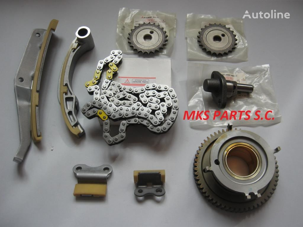 new - TIMING CHAIN KIT - ROZRZĄD spare parts for MITSUBISHI FUSO CANTER 3.0  truck