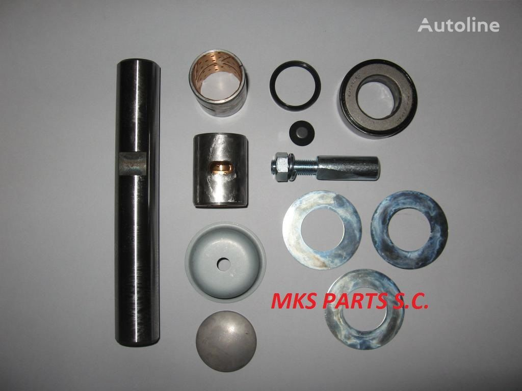 new - NEW KING PIN KIT - spare parts for MITSUBISHI FUSO CANTER- ZESTAW NAPRAWCZY ZWROTNICY truck