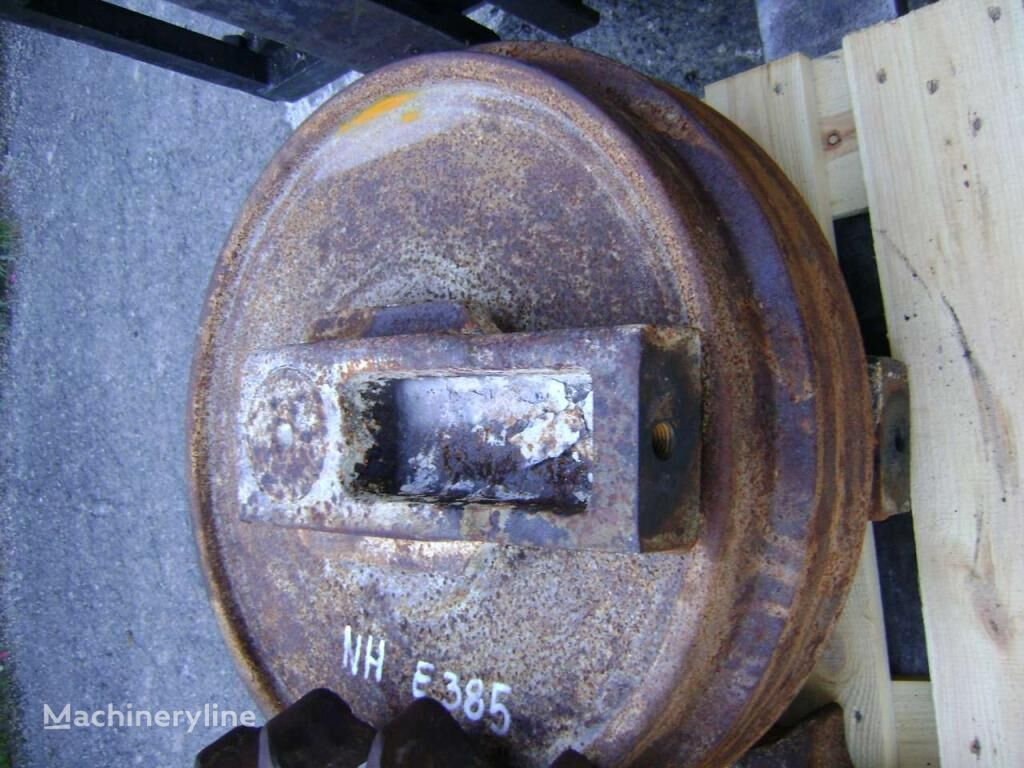 Idler Wheel spare parts for NEW HOLLAND E 385 excavator