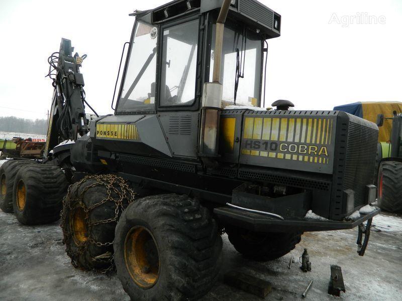 b/u zapchasti/ used spare parts spare parts for PONSSE COBRA HS10 harvester